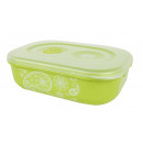 wholesale Houshold & Kitchen: Microwave bowl  with steam valve, 1.8 L, green