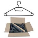 Hangers eBusiness, 50 pieces, black