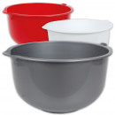 Mixing Bowl, 3 liters, d = 25.5 cm