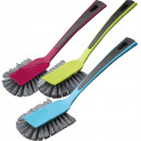 wholesale Cleaning: Brush, dish brush,  rectangular, 27 x 67 x 5.8 cm,