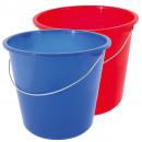 groothandel Reinigingsproducten: Emmer,  huishoudelijke  emmer 10 L, met ...