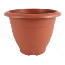 mayorista Plantas y macetas: Planter 33 LOTO, plástico, d = 33 cm,