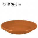 Plant pot plant  pot for TOSCA COASTER 36cm,