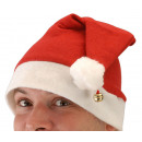 Cap, Nicholas / Santa Claus, Red,