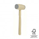wholesale Houshold & Kitchen: Wooden meat  hammer, length 30cm, W = 10cm,