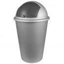wholesale Houshold & Kitchen: Bins, waste with a  sliding lid, 50 liters