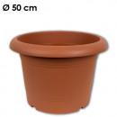 mayorista Plantas y macetas: Cilindro Tiesto, d  = 50 cm, de terracota