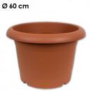 Grosshandel Pflanzen & Töpfe: Pflanzkübel  Zylinder, d= 60 cm, Terracotta