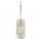groothandel Badmeubilair & accessoires: Toilet Set, Brush  in de stand, ronde, 12 x 42 cm,