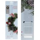 wholesale Houshold & Kitchen: Hanger / Hook for  door wreaths, 32.5 x 2.5 cm,