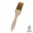 wholesale Houshold & Kitchen: Pastry brush, 1 x 18 x 3 cm,