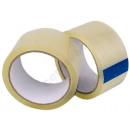 wholesale Business Equipment: Tape / packing  tape, transparent, 48 mm x 50 m,
