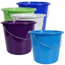 groothandel Reinigingsproducten: Emmer,  huishoudelijke  emmer 5 liter, met ...