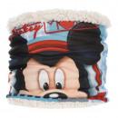 Bunter Kamin für einen Jungen mit Druck Disney mic