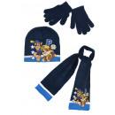 mayorista Bufandas, gorros & guantes: Establecer en los días fríos, Paw Patrol , sombrer
