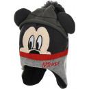 Winter baby boy's hat Myszka Mickey