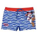 wholesale Swimwear: Boy's striped swim trunks DisneyMickey Mouse
