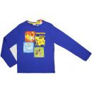 Pokemon Jungen Sweatshirt mit langen Ärmeln.