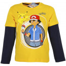 wholesale Childrens & Baby Clothing: Pokemon blouse for a boy.