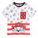 groothandel Licentie artikelen: T-shirt voor een jongen Paw Patrol Marshall