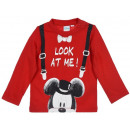 Großhandel Lizenzartikel: DisneyMickey Maus für einen Jungen rot