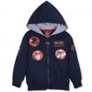 Großhandel Pullover & Sweatshirts: Kapuzensweatshirt für Jungen im Schloss von Iniema