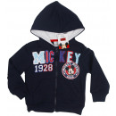 wholesale Licensed Products: Mickey Mouse Hooded Jacket.