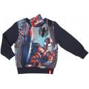 Spiderman, felpa per un ragazzo.