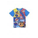 hurtownia Produkty licencyjne: Chase - -t-shirt z bawełny Paw Patrol - dla chłopc