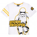 wholesale Childrens & Baby Clothing: Boys' T-shirt with short sleeves Star Wars
