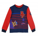 wholesale Licensed Products: Paw Patrol Chase long-sleeved blouse navy blue