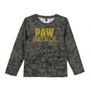 wholesale Childrens & Baby Clothing: Green camo blouse with long sleeves Paw Patrol Cha