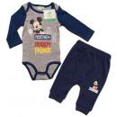 Großhandel Kinder- und Babybekleidung: Set für einen Jungen Mickey Mouse.