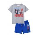 nagyker Licenc termékek: Póló és rövid nadrág nyárra Avengers Marve