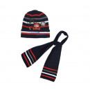 mayorista Bufandas, gorros & guantes: Disney Cars , establecer el sombrero de ...