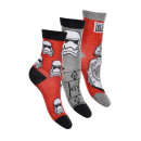 mayorista Calcetines y Medias: Calcetines para niños de 3-Pack - Disney Star Wars