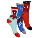 wholesale Licensed Products: Boy's socks Spiderman .
