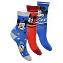 nagyker Licenc termékek: 3 zokni sor egér fiú számára Mickey