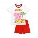 mayorista Pijamas:piyama Peppa Pig .