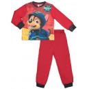 Paw Patrol piżama dla chłopca czerwona