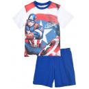 hurtownia Produkty licencyjne: Letnia piżama Avengers Kapitan Ameryka Marvel