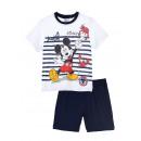nagyker Licenc termékek: Fiús pizsama a nyárra Myszka MickeyDisney