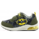 wholesale Sports Shoes: Boys' sports shoes with a glowing sole Batman