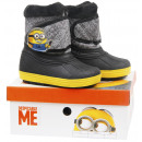 wholesale Shoes: Minions, winter  boots boys snow boots. 25-30.