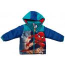Giacca con cappuccio Spider-Man.