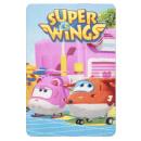 mayorista Ropa de cama y Mantas: Super Wings, manta de lana.