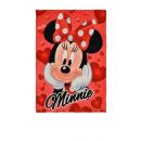 coperta in pile mouse Minnie 90x120 cm.