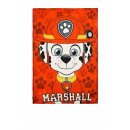 wholesale Bed sheets and blankets: Marshall from the fairy tale Paw Patrol - fleece b