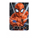 wholesale Bed sheets and blankets: Marvel - blancket on the Spider-Man Hero license