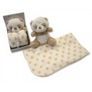 wholesale Cushions & Blankets: Blanket with panda bear SNUGGLE BABY for a child